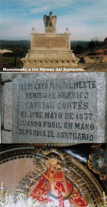 El Asedio Al Santuario De La Virgen De La Cabeza Por Antonio Marin